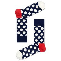 Happy Socks - Socken - Big Dot Sock - Combed Cotton -...