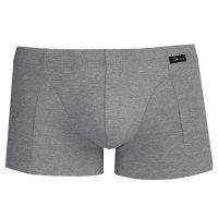 Skiny - Herren Pant - OPTION Men - Boxershort - grau melange