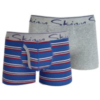 Skiny - Herren Unterwäsche - 2er Pack - Cool Cotton...