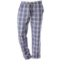 Skiny - Recreate Sleep Men - Herren Hose lang - Blue...