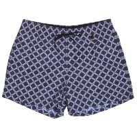 HOM - Beach Shorts - Recif - Badehose - Navy White
