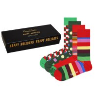 Happy Socks - Classic Holiday Socks Gift Box - Socken...